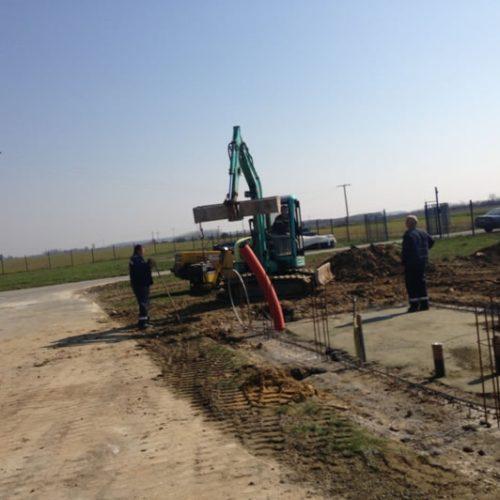 Rekonstrukcija vodocrpilišta Velimirovac – Našice – 150 l/sec